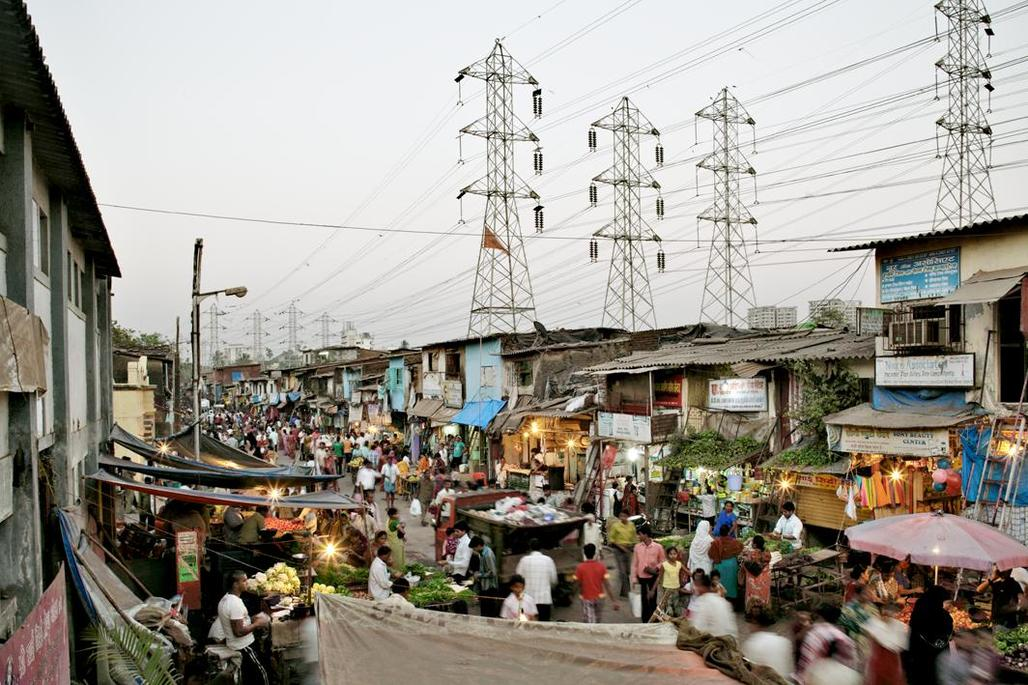 """""""The Design Museum Dharavi is the first museum ever built in a 'slum',"""" the museum initiative proudly proclaims on its website. (Image via designmuseumdharavi.org)"""