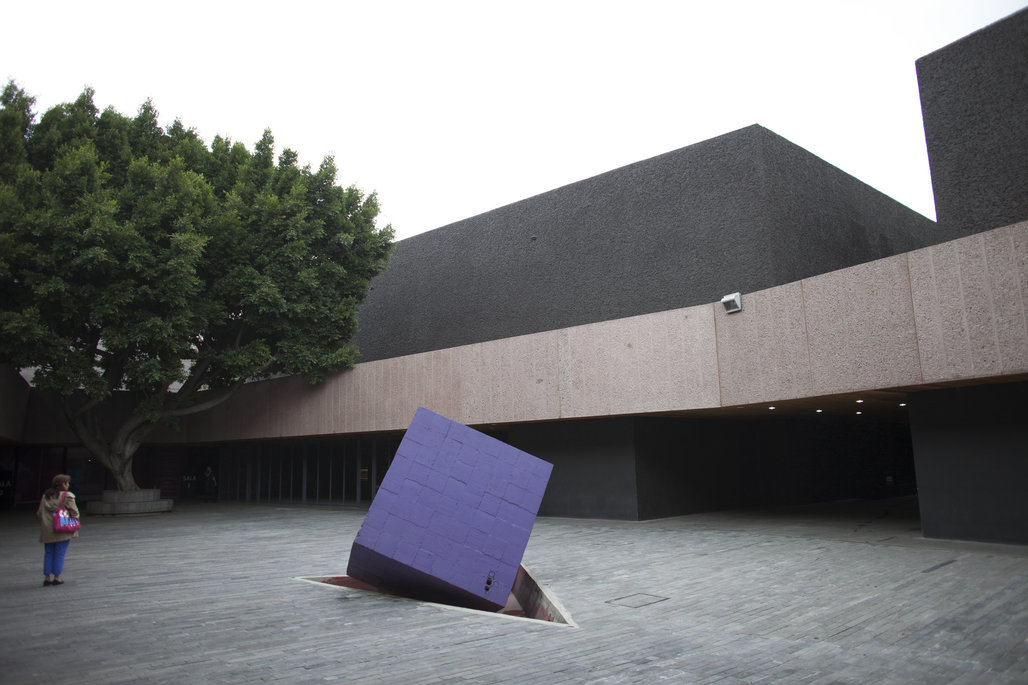 The Cineteca Nacional. Credit Alexandre Meneghini for The New York Times