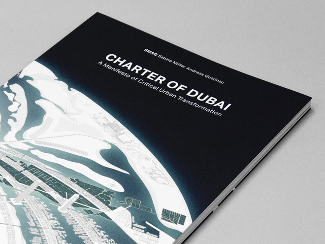 "SMAQ ""Charter of Dubai"" - cover detail"