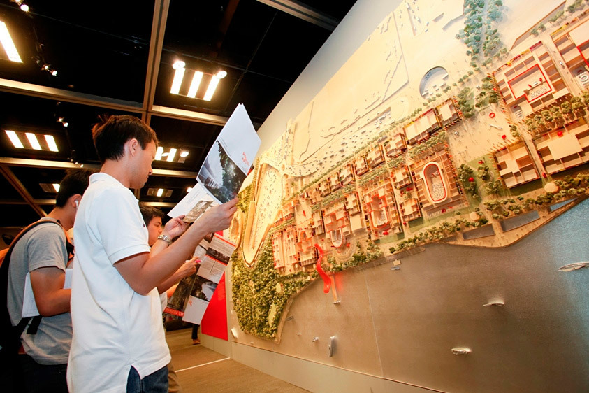 Photo courtesy of West Kowloon Cultural District Authority