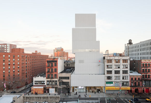 The New Museum will open an incubator for art, technology, and design in summer 2014. Image from newmuseumstore.org.