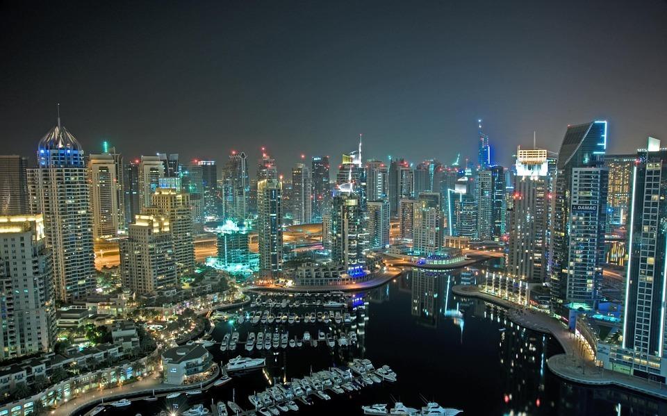 Dubai, image via pixabay.com