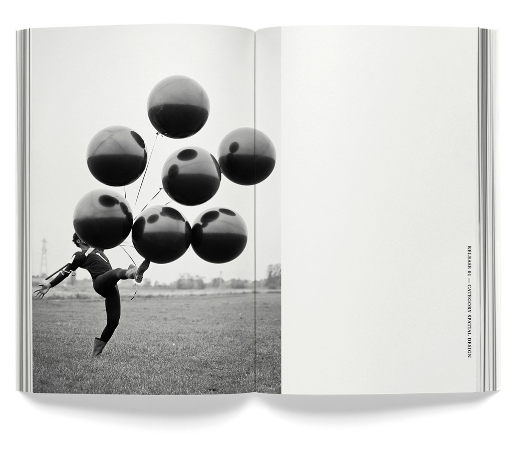 Limited edition pocket book illustrating the Dutch Design Awards live performances created by Studio Dumbar