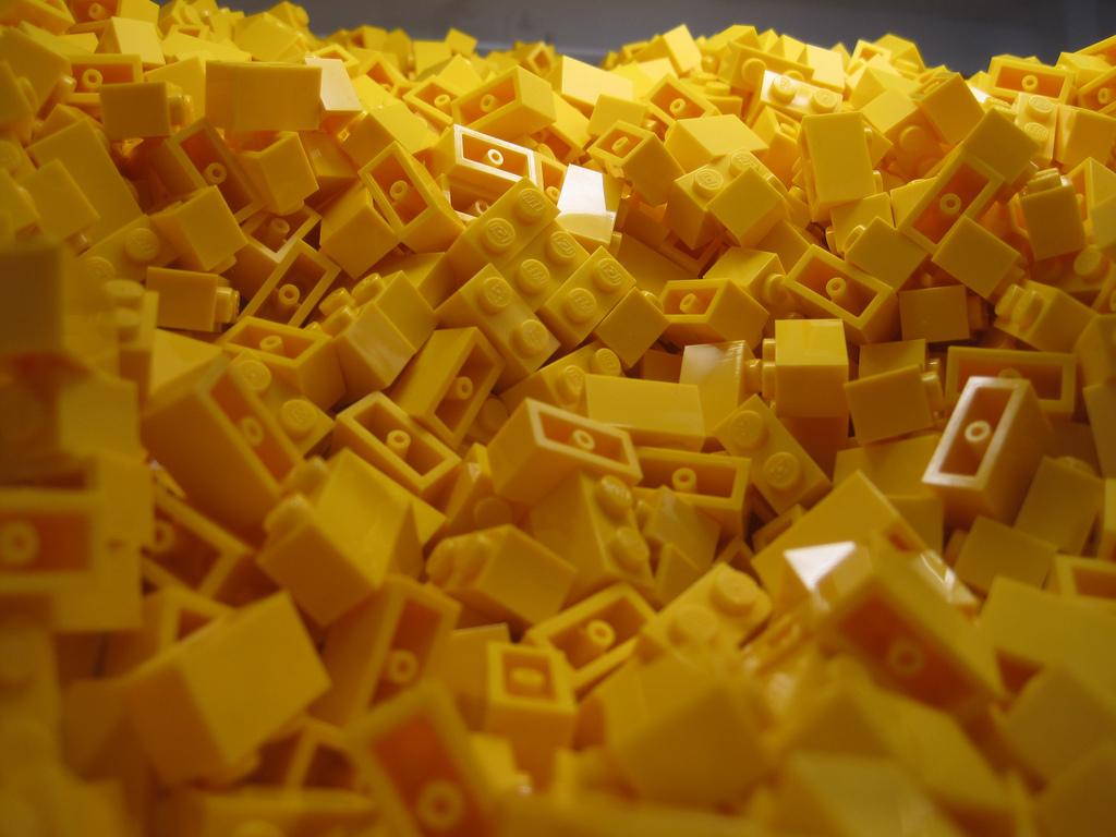 Lego blocks. Image: Regan76 via Flickr