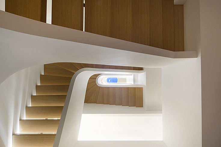 West 83rd Street Townhouse in New York, NY by Space4Architecture