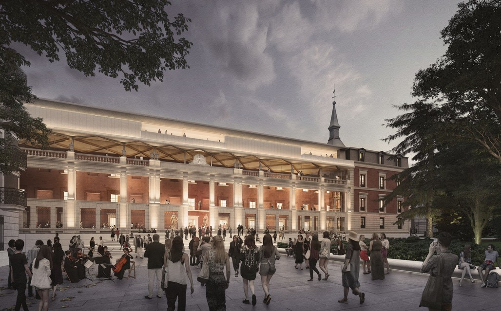 Image © Foster + Partners.