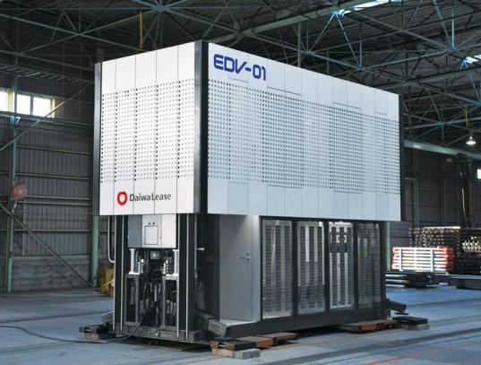 EDV-01 Shelter by Daiwa Lease