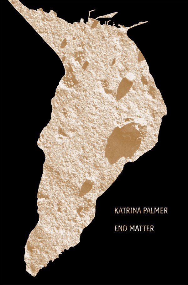 """Katrina Palmer's """"End Matter"""" is published by Book Works, a London-based """"art commissioning organisation specialising in artists' books, spoken word and printed matter."""" Credit: Book Works"""