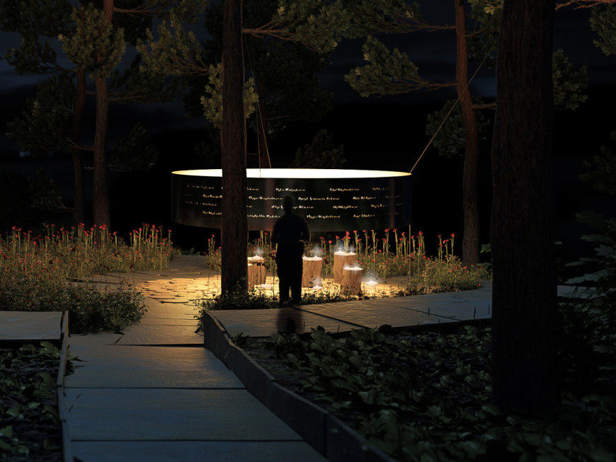 Lysningen. Image via 3rw.no.