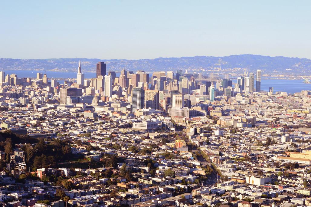 Keep San Francisco above water. Image: Darshan Simha via Flickr