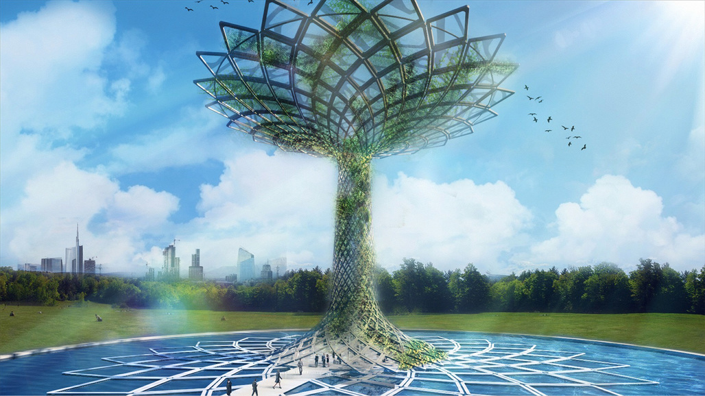 """""""Tree of Life"""", Concept Marco Balich, Design in collaboration with Studio Gio' Forma"""