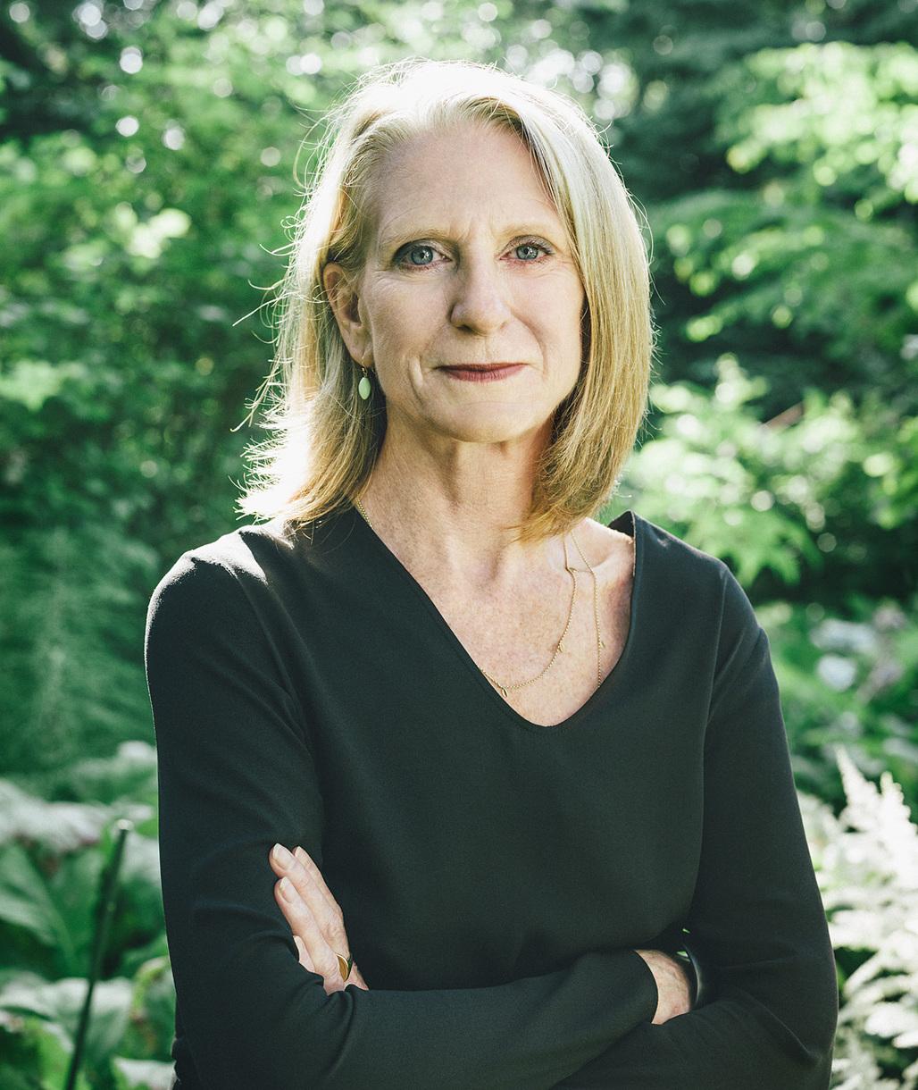 Kathryn Gustafson.