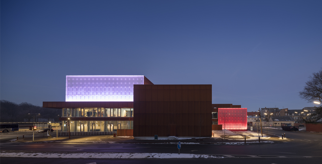 Courtesy of Schmidt Hammer Lassen Architects. Photo by Adam Mørk.