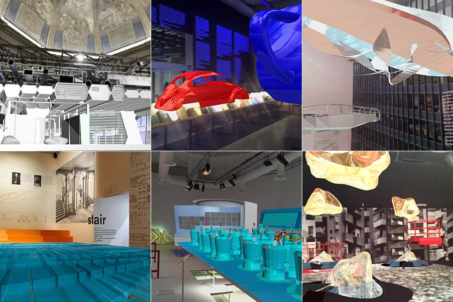 """""""Project Source Code"""" by Güvenç Özel at the 2014 Venice Architecture Biennale"""
