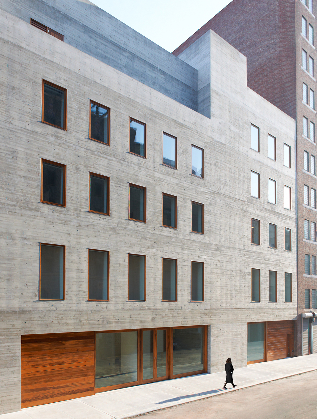 David Zwirner, 20th Street by Selldorf Architects. Photo © Jason Schmidt. Courtesy of Selldorf Architects.