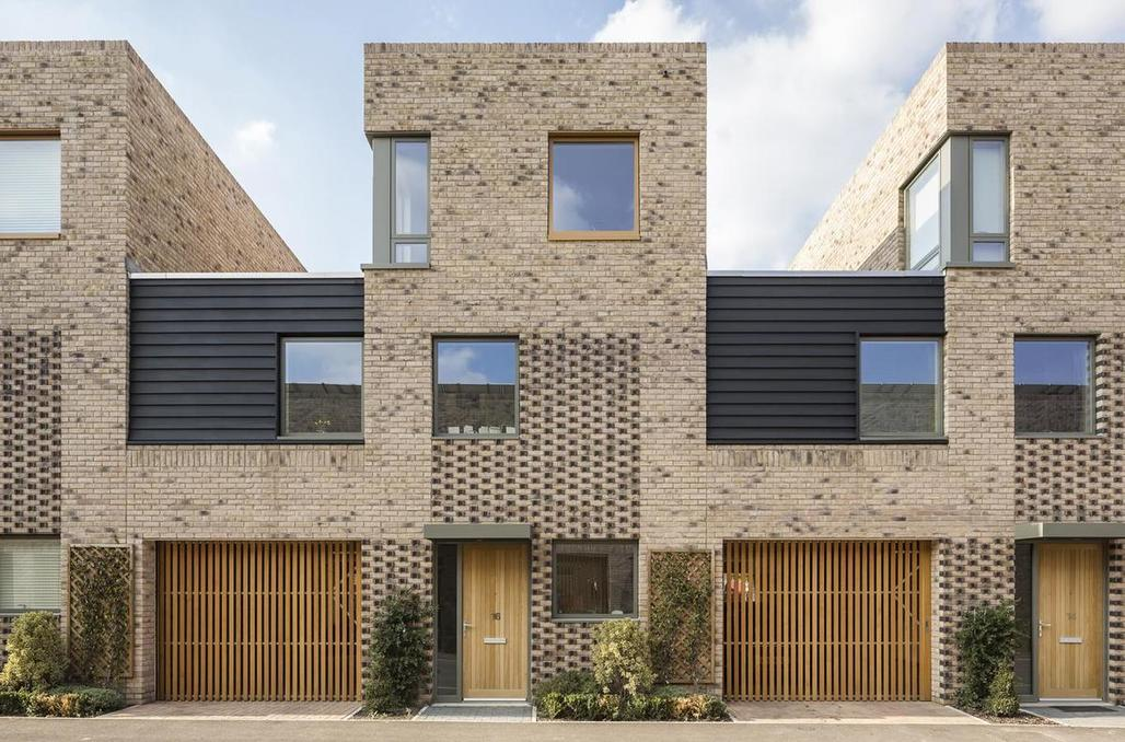Abode at Great Kneighton by Proctor & Matthews Architects.