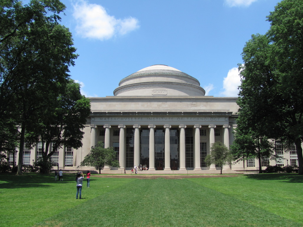 MIT topped the list of this year's best architecture schools. Image via wikimedia.org