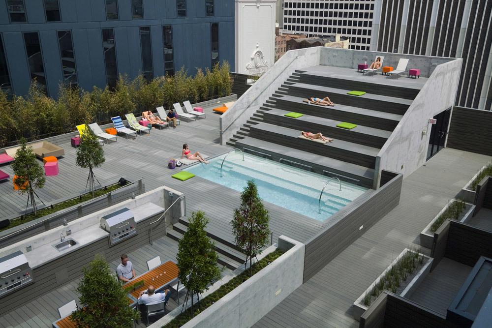 930 Poydras Residential Tower in New Orleans, LA by Eskew+Dumez+Ripple