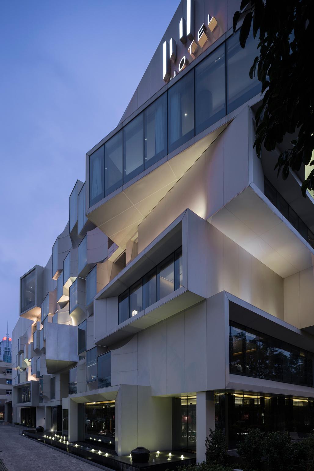 Hui Hotel - Surface(YANG & ASSOCIATES GROUP)