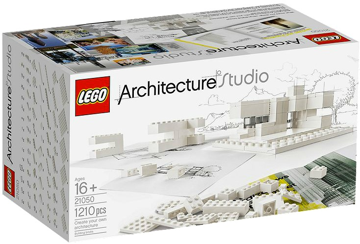 Every toolkit includes over 1,200 monochromatic LEGO bricks, slopes, planes, and more that let you learn the fundamentals of design in a LEGO context.
