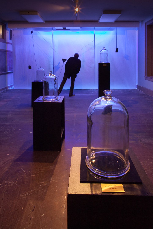 """MODU's """"Weather (Un)Control"""" exhibition. Photo: Brett Beyer"""