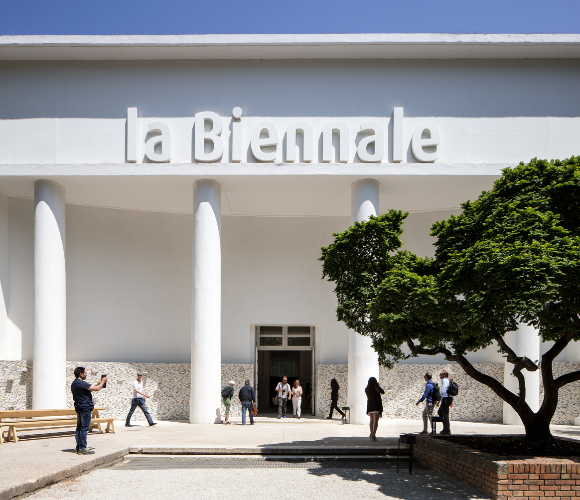 Padiglione Centrale, Giardini Courtesy la Biennale di Venezia.