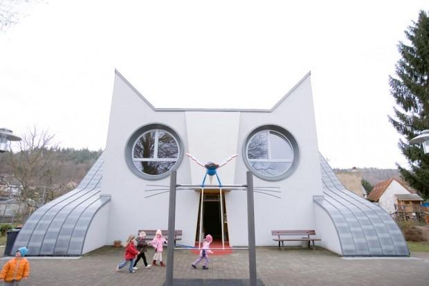 Kindergarten Wolfartsweier | Karlsruhe, Germany