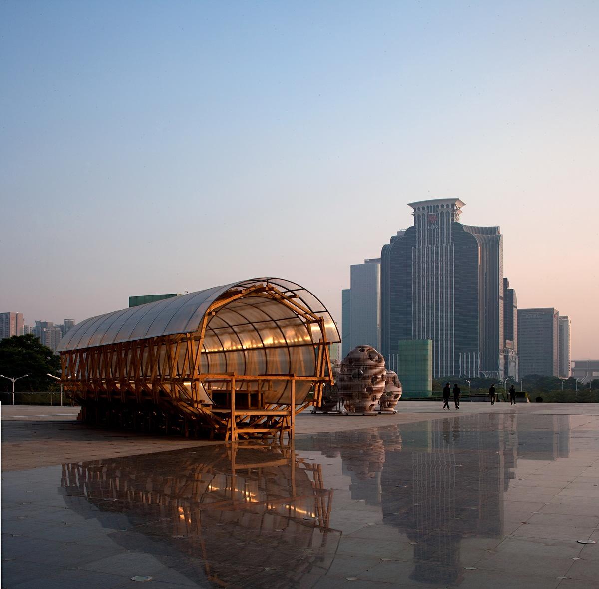 Amateur Architecture Studio, (Hangzhou, China), image courtesy of UABB.