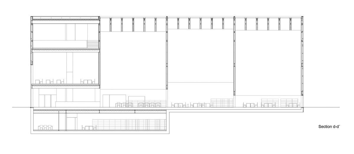 Section DD (Image: Gorka Blas)