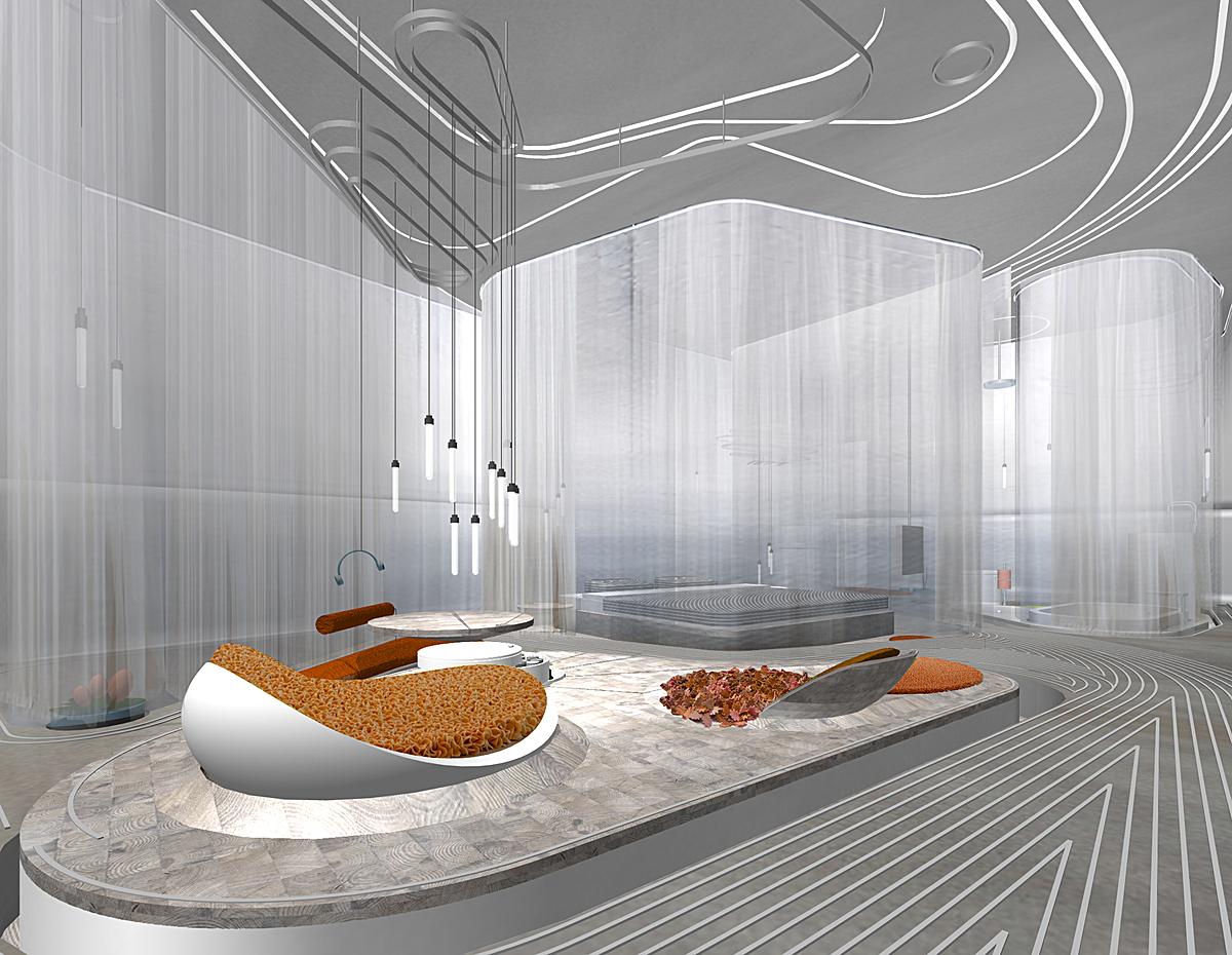 Beijing Art Now Hotel - lounge