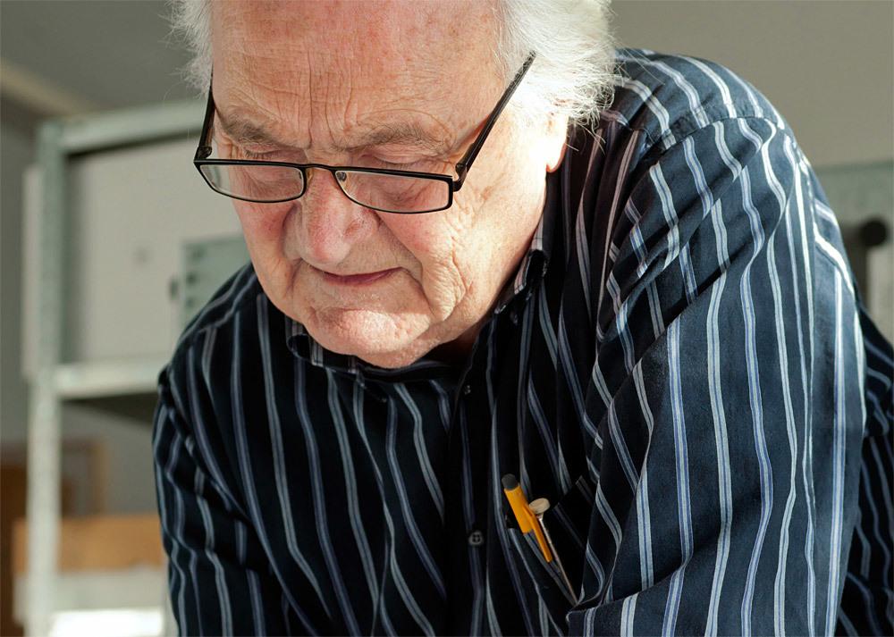 Royal Gold Medal laureate 2012: Dutch architect Herman Hertzberger