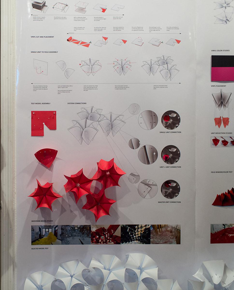 Fabrication and assembly description (Photo: Magnus Lindqvist)