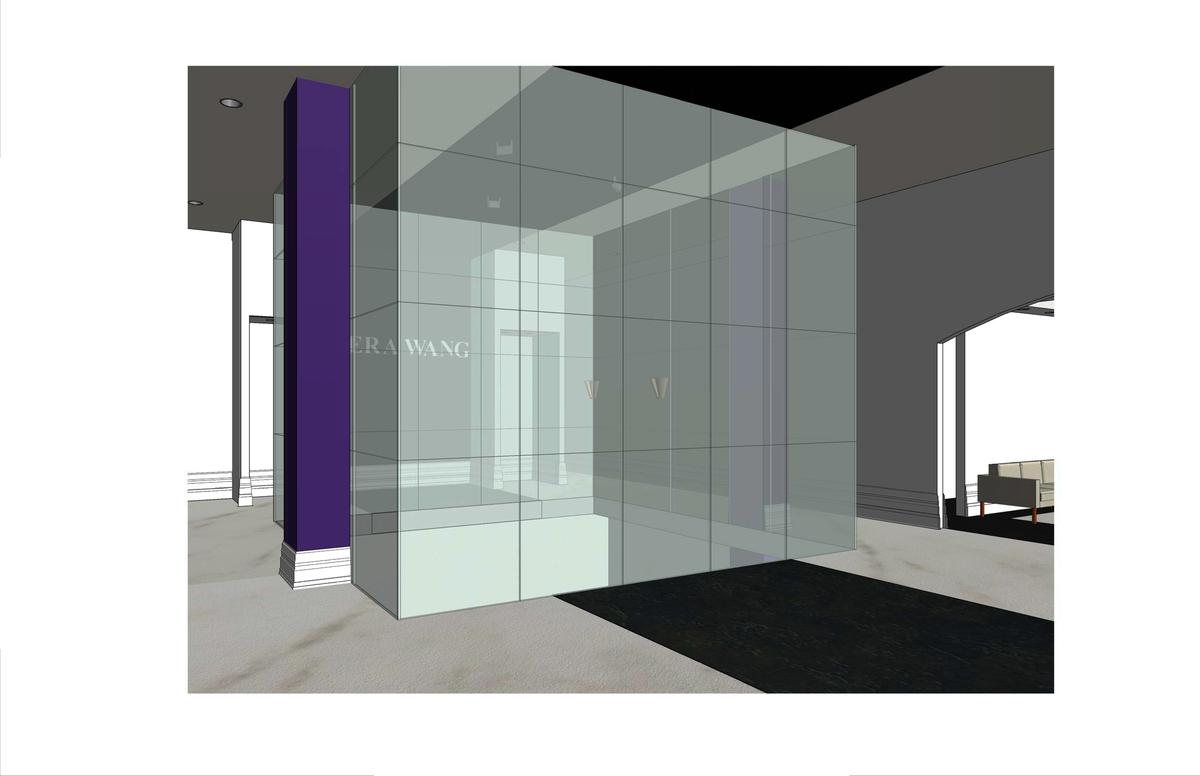 Elevator Entrance/Atrium