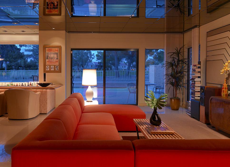 Lefty Rosenthal home, Las Vegas.