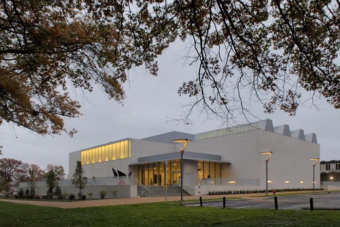 Sam Fox School of Design. Image: Maki and Associates