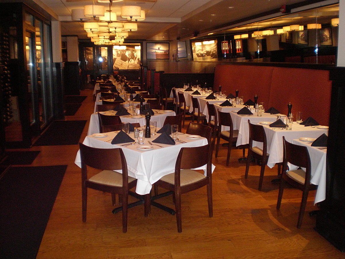 Main Dining Salon