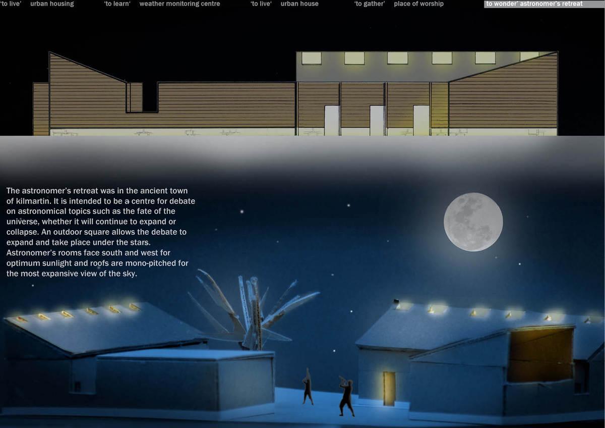 Astronomer's Retreat - Kilmartin, Argyll