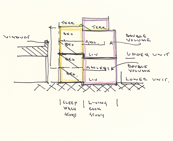 Design schematic from Roger Zogolovitch
