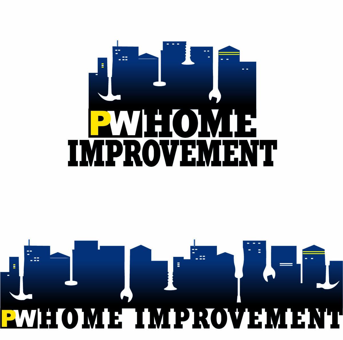 final home improvements logo design home improvement design. beautiful ideas. Home Design Ideas