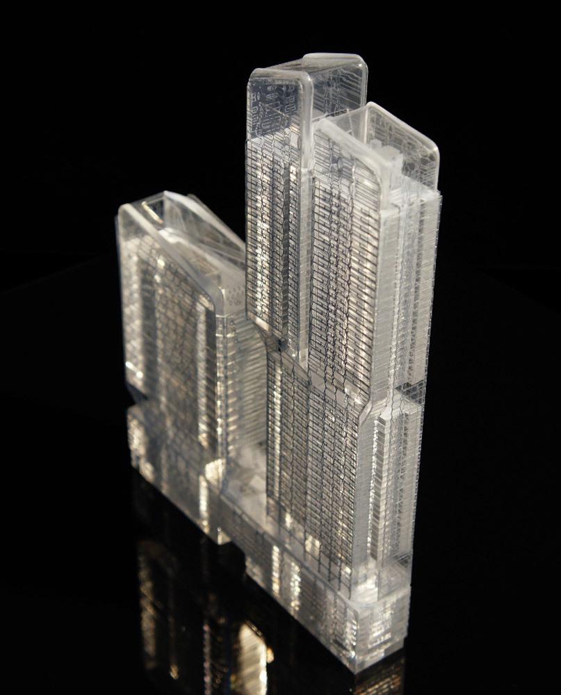 Model photo (Image: UNStudio)
