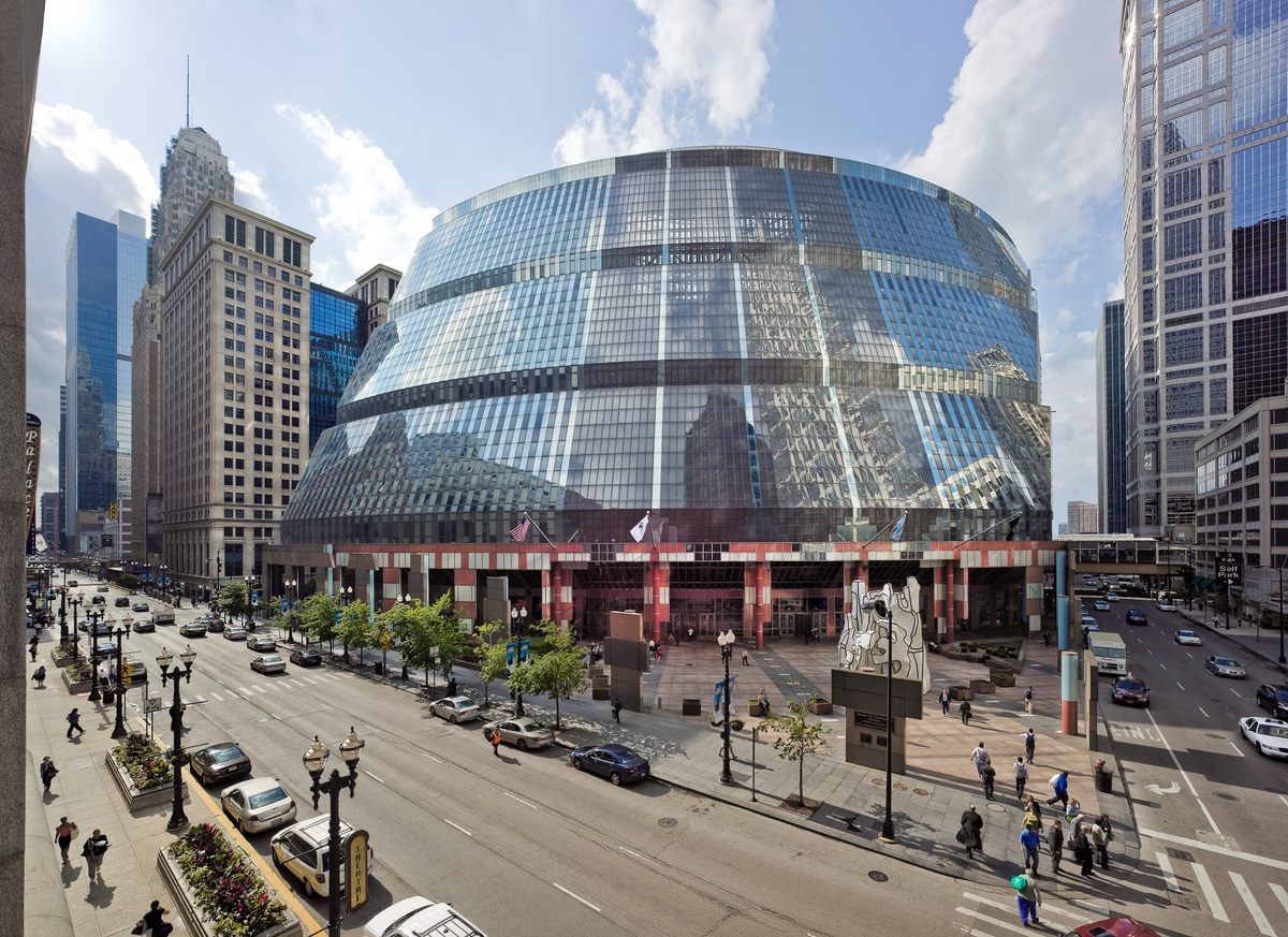Thompson Center. Credit: Rainer Viertlböck