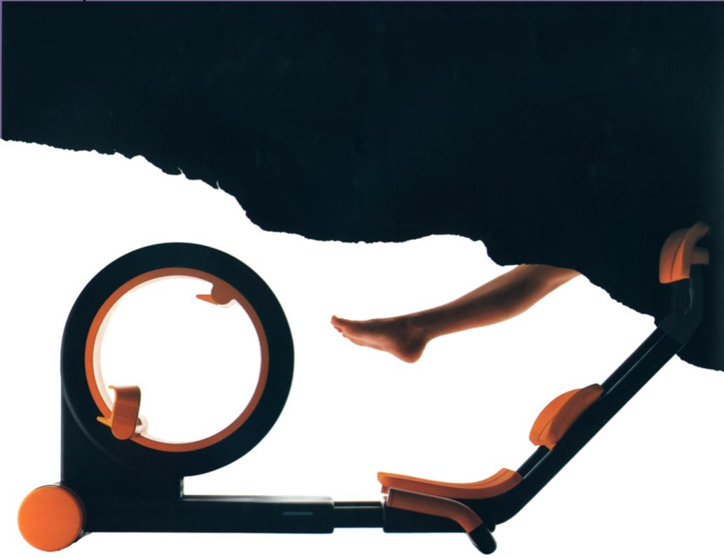 Recumbent Exercise Cycle