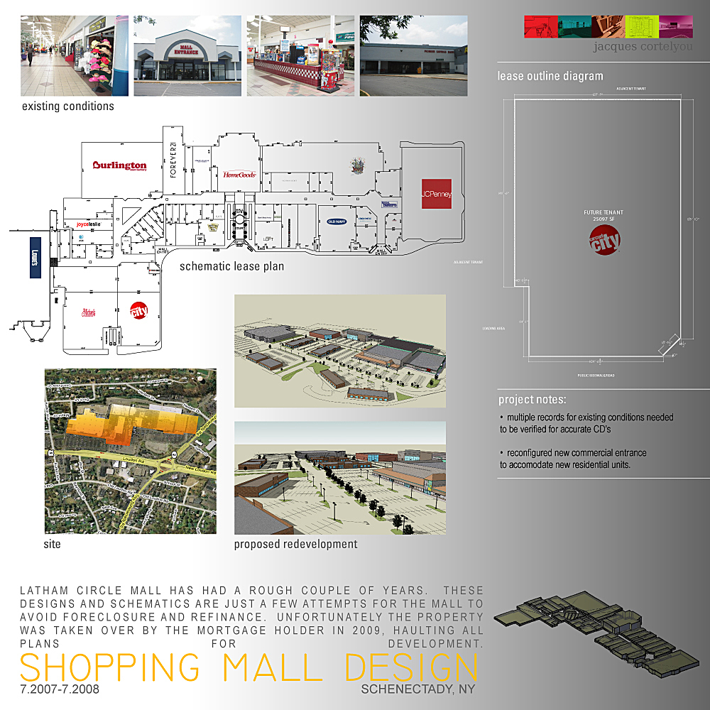 Shopping Mall Redevelopment