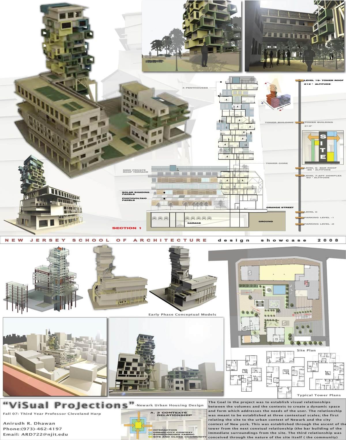 2008 NJIT Design Showcase Publication Panel