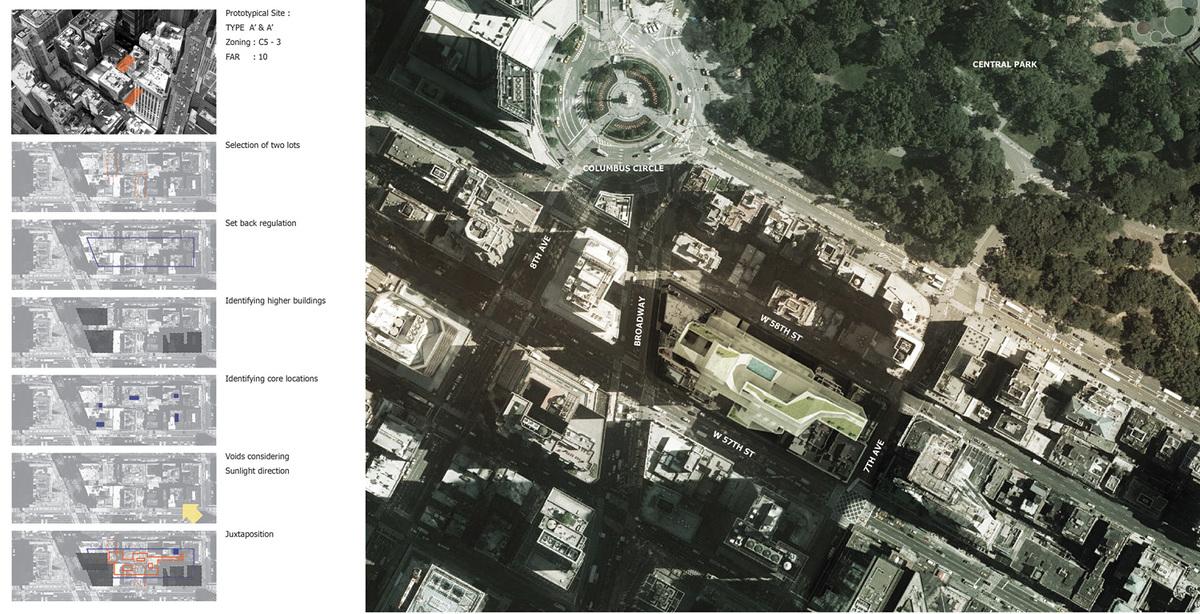 Micro Housing by Donghyun Kim
