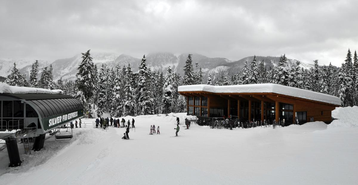 Silver Fir Ski Lodge