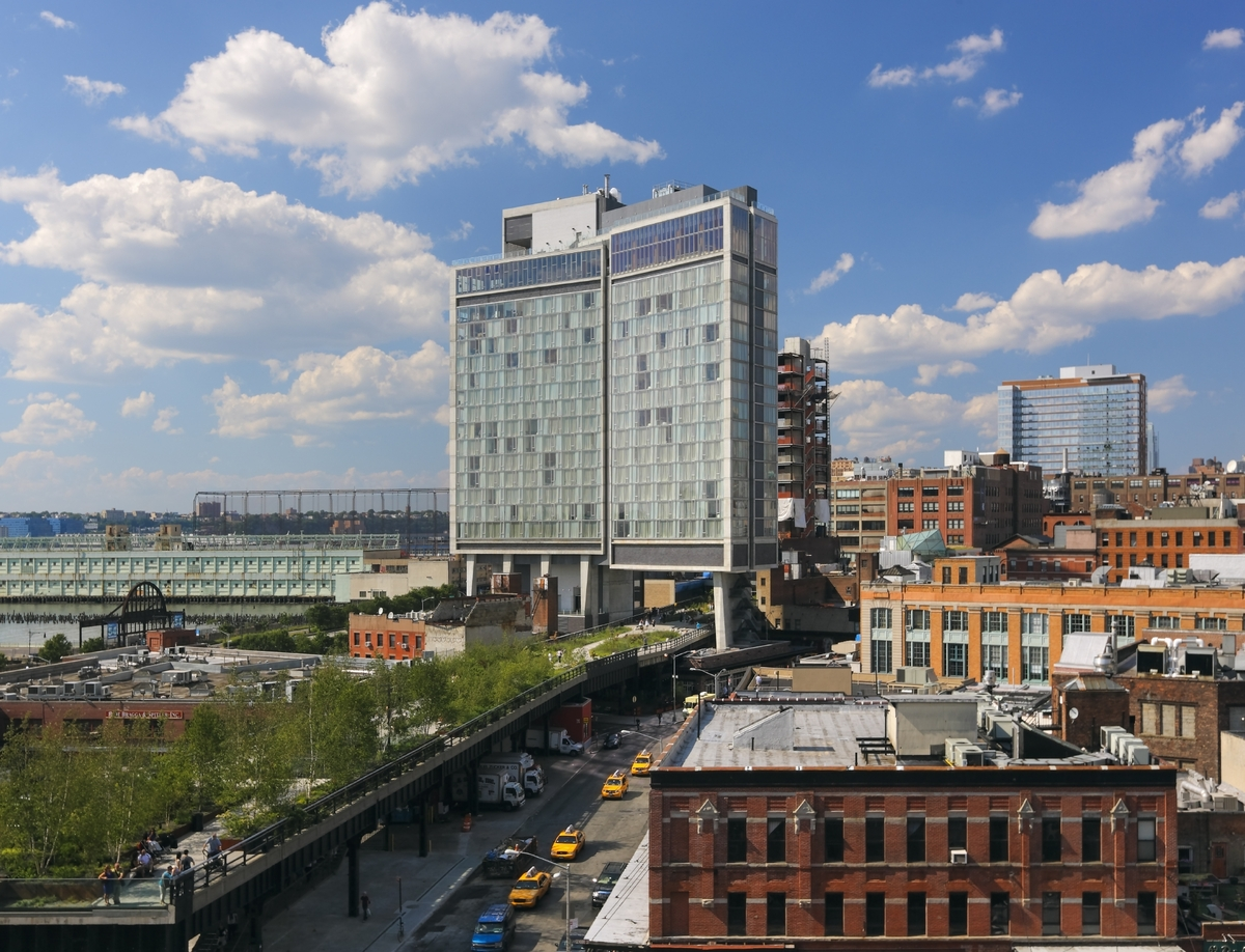 The Standard High Line  The Standard High Line Ennead Architects Archinect. Standard High Line   louisvuittonukonlinestore com