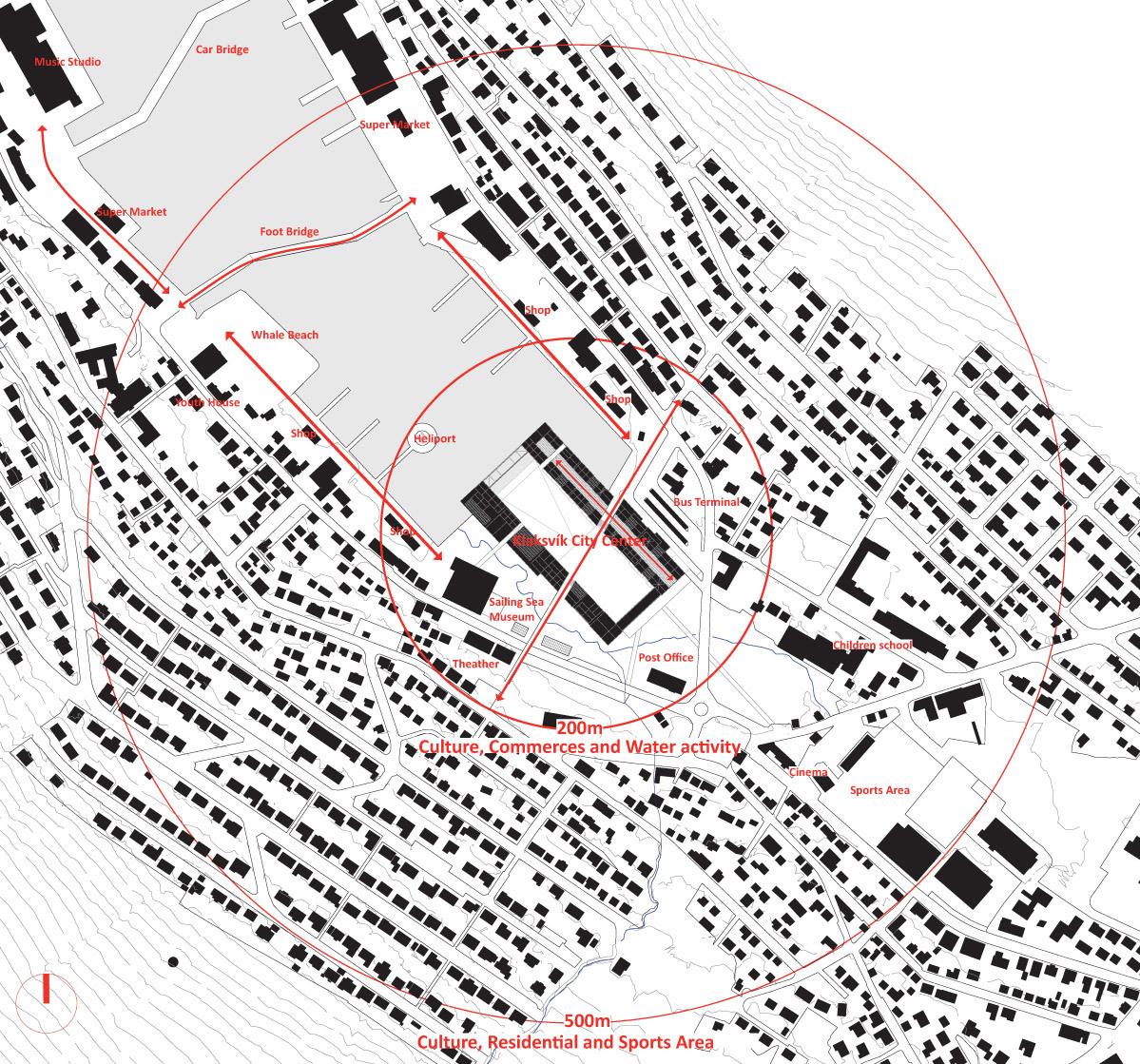 Site plan (Image: Kubota & Bachmann Architects)