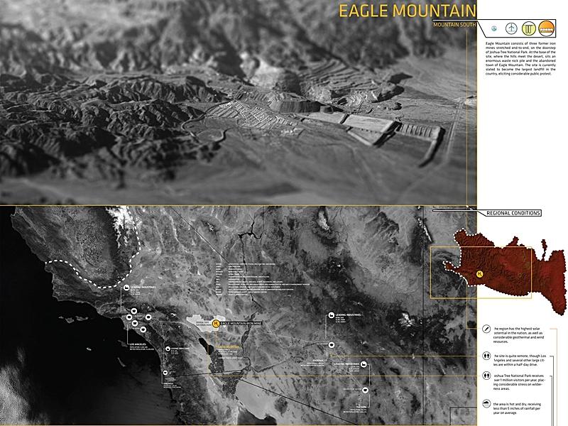 assembled information on Eagle Mountain Iron Mine