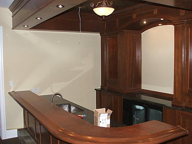 Arched Bar